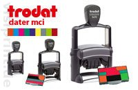 Trodat Professional Dater Multicolor